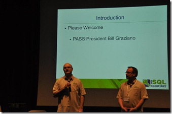 Bill Graziano at SQL Saturday Silicon Valley 2012